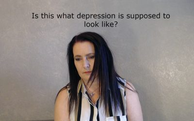 Is this what depression is supposed to look like?