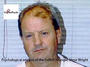 Psychological analysis of the Suffolk Strangler, Steve Wright