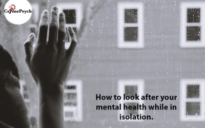 How to look after your mental health while in isolation