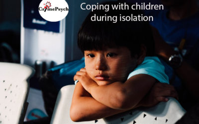 Coping with children during isolation