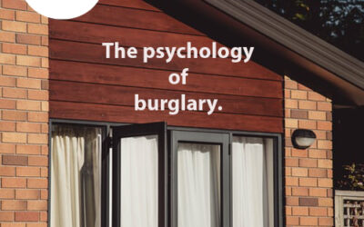 The psychology of burglary