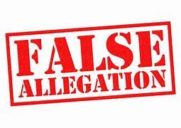 False rape allegations updated