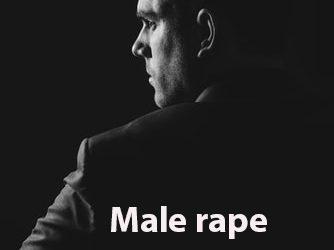 Male rape