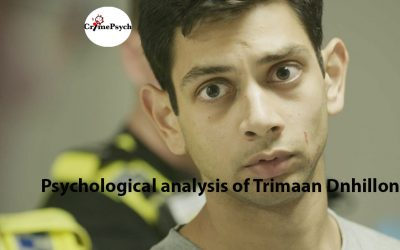 Psychological analysis of Trimaan Dhillon