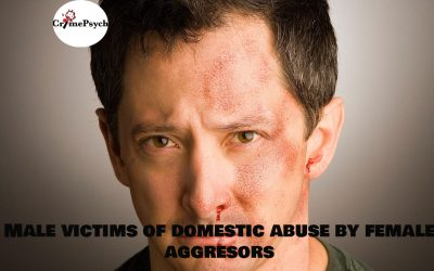 male victims of domestic abuse by female aggressors