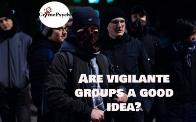 Are vigilante groups a good idea?