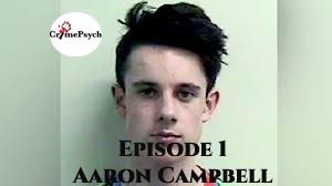 Episode 1 Aaron Campbell analysis