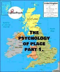 The psychology of place part 1