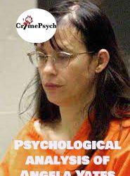 Psychological analysis of Angela Yates