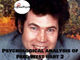 Episode 13 Fred West part 2