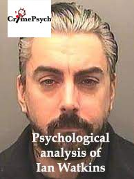 Psychological analysis of Ian Watkins