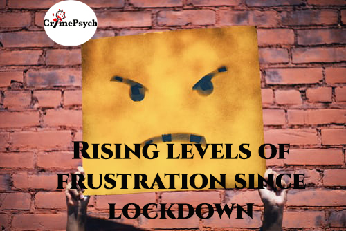 Rising levels of aggression since lockdown