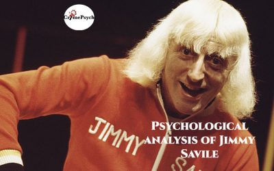 Psychological analysis of Jimmy Savile